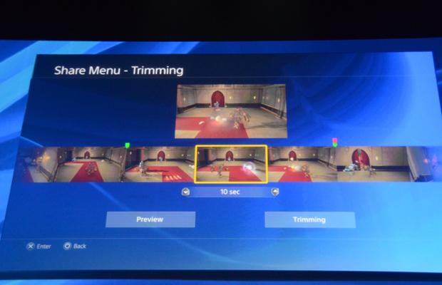 Sony PS4 Multimedia Sharing