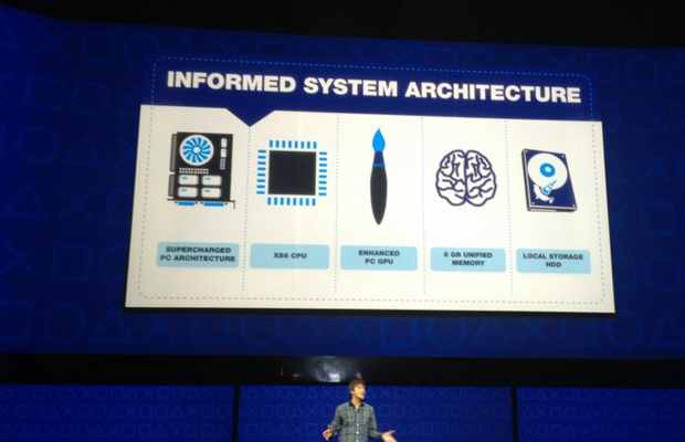 Sony PS4 architecture