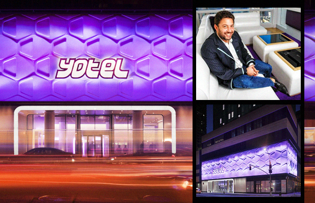Yotel CEO Gerard Green Interview