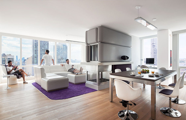 Yotel CEO Gerard Greene Interview Rooms