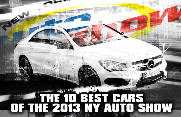 10 Best Cars of the 2013 NY Auto Show