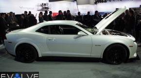 2013 NY Auto Show: 2014 Chevy Camaro Z28 First Look
