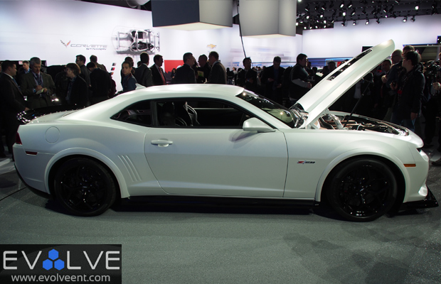 2014 Chevy Camaro Z28 First Look
