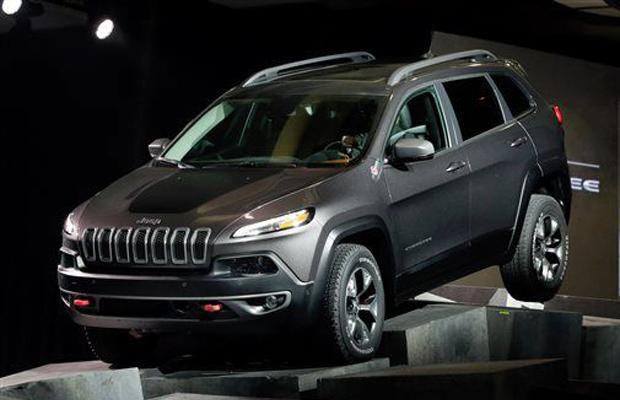 Best Cars of 2013 NY Auto Show 2014 Jeep Cherokee