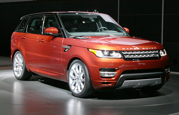 Best Cars of 2013 NY Auto show 2014 Range Rover Sport