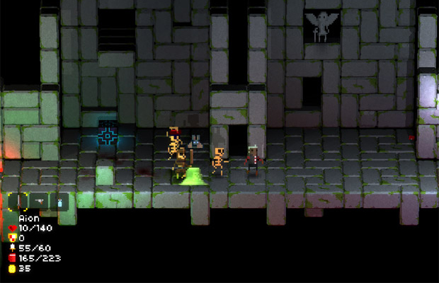 Best Indie Games of Pax East 2013 Legend of Dungeon