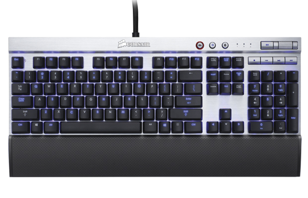 Best Mobile Gaming Accessories of Pax EAST Corsair Vengeance K70 Gaming Keyboard