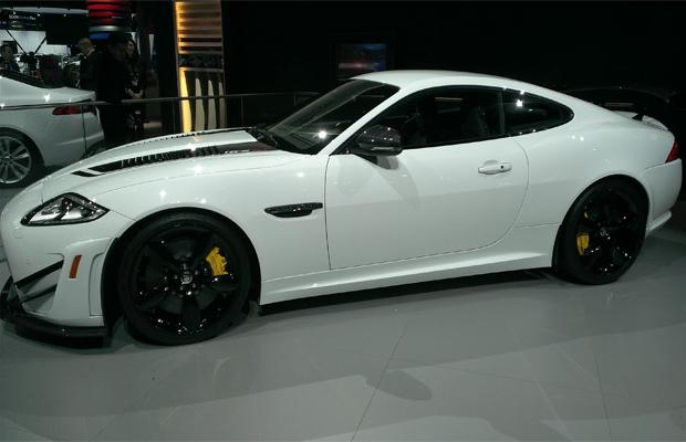 Best cars of 2013 ny auto show 2014 Jaguar XKR-S GT