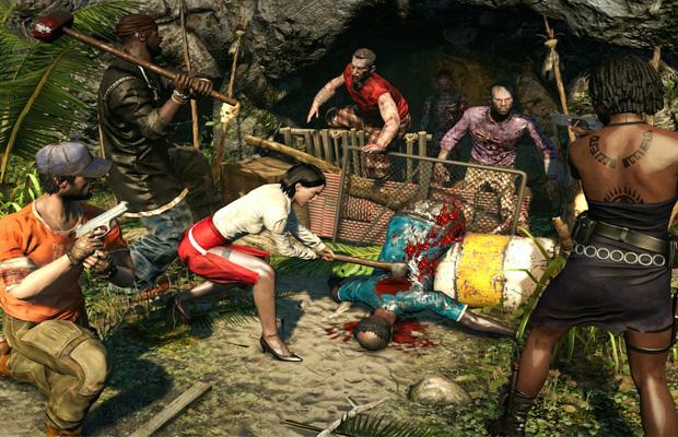 Dead Island Riptide Previw Screenshots
