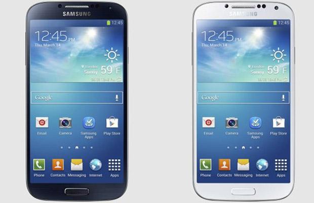 Samsung galaxy S4 reactions