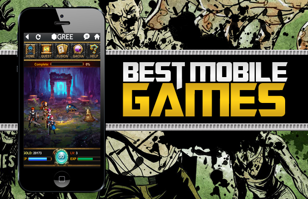 The 10 Best Mobile Games March 13