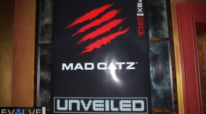 Pax East 2013 Mad Catz Unveiled Event