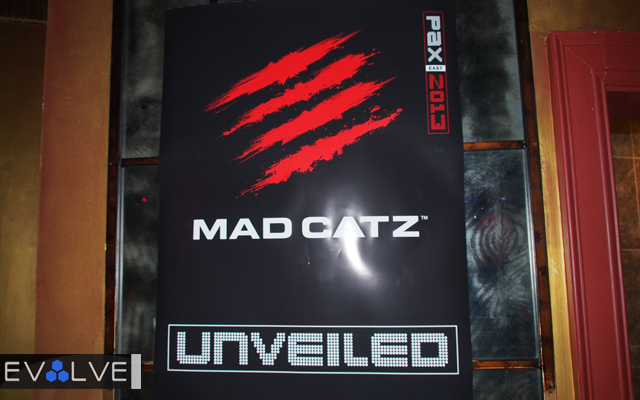 Mad Catz Unveiled Event at Pax East 2013