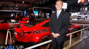 2013 NY Auto Show: 2014 Mazda 6 Diesel Race Car Preview