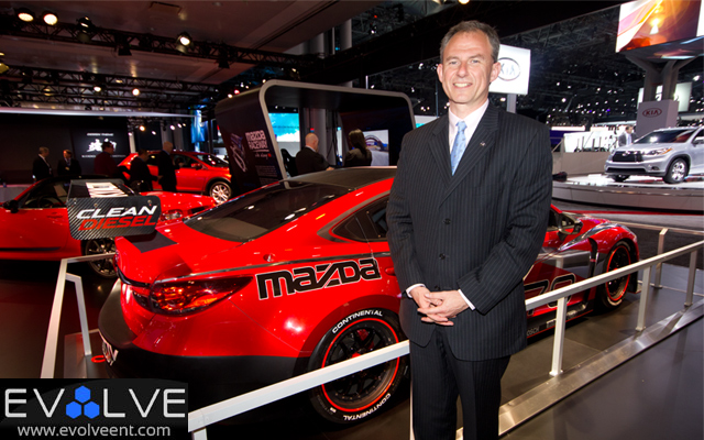 2014 Mazda6 Diesel Race Car Preview