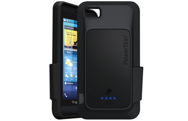 Best BlackBerry Z10 Cases Powerskin