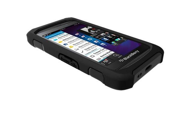 Best BlackBerry Z10 Cases Trident Aegis