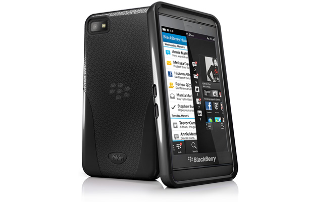 Best BlackBerry Z10 Cases iSkin Vibes