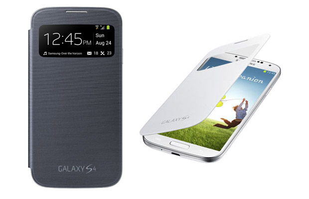 Best Galaxy S4 Cases Samsung View Cover
