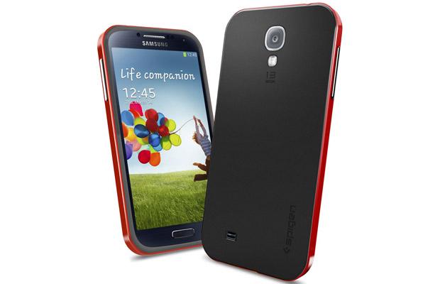 Best Galaxy S4 Cases Spigen Neo Hybrid