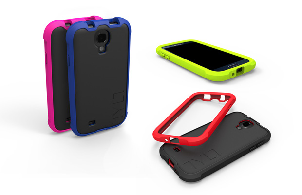 Best Galaxy S4 Cases TYLT Bumper