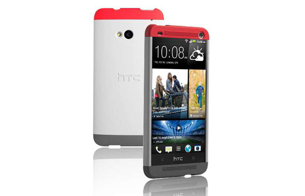 Best HTC One cases HTC One Double Dip Hard Shell