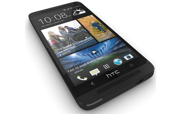 HTC One Angle