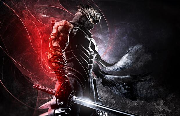 Ninja Gaiden 3 Art