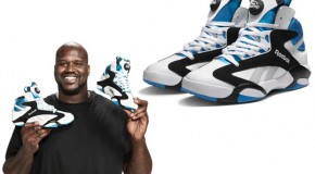 Reebok Announces Shaq Attack Sneakers Limited Edition Release & Launch