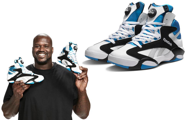 Reebok Shaq Attack Sneakers Limited Edition