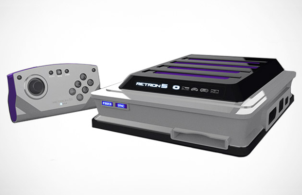 Retron 5 Gaming Console