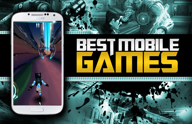 The 10 Best mobile Games of April 2013