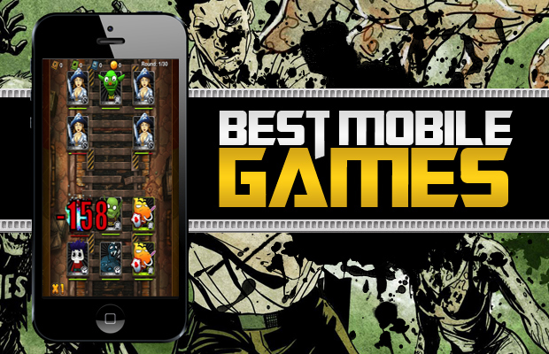10 Best Mobile Games of May 2013