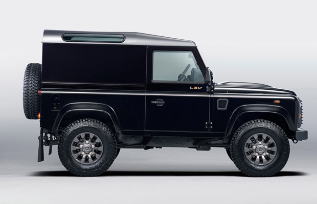 2013 Land Rover Defender Special Edition Side