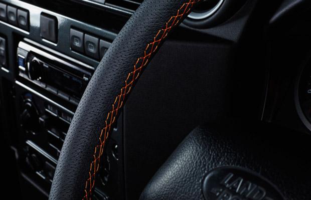 2013 Land Rover Denfeder LXV Special Edition Interior