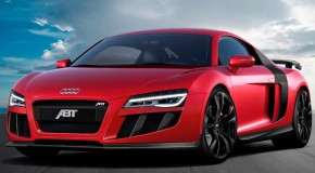 ABT Audi R8 V10 Receives Sweet Facelift