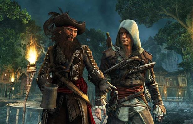 Assassins Creed 4 Black Flag Blackbeard
