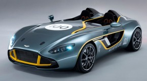 Aston Martin CC100 Speedster Concept Surfaces