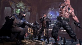 Batman: Arkham Origins Teaser Trailer Emerges From the Shadows