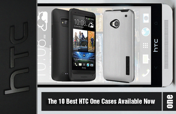 Best HTC One Cases Available Now