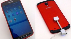 The Waterproof Samsung Galaxy S4 Active Has Just Leaked [Video]