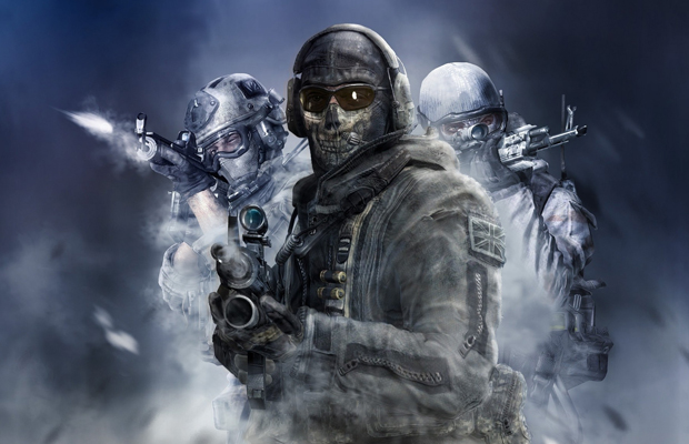 Games of E3 Call of Duty Ghosts