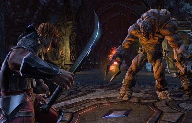 Games of E3 Elders Scroll Online