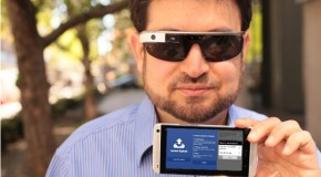 New Google Glass Facebook App Allows Users to Post Images On Timeline