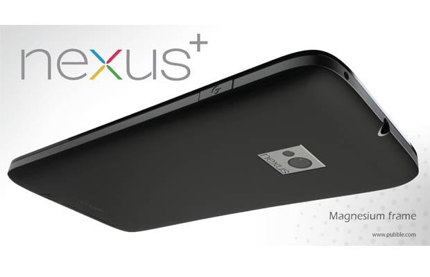 Google Nexus Plus Camera