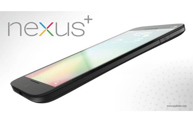 Google Nexus Plus Concept Profile