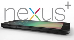 Google Nexus Plus Concept Would Make Awesome Flagship Phone