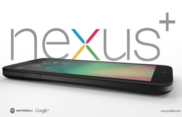 Google Nexus Plus concept 2013