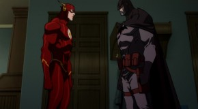 Justice League: The FlashPoint Paradox Trailer Debut