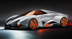 Lamborghini Egoista Concept Unveiled At 50th Anniversary Event [Video]